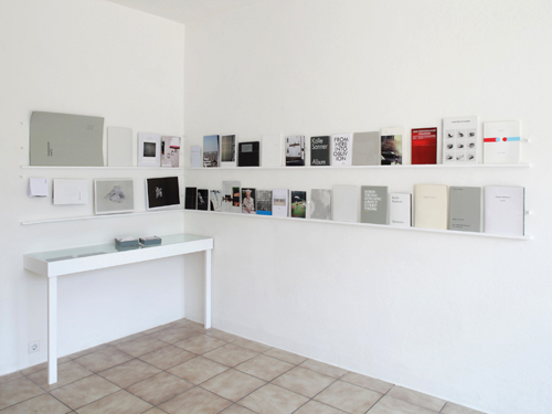 Exhibition kijk:papers at Warte fuer Kunst in Kassel!                         © 2011 kijk.cc  - All rights reserved. Copyright: Anne Schwalbe