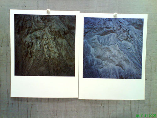 Printing in the color lab - Kies I and Kies II.  - All rights reserved. Copyright: Anne Schwalbe